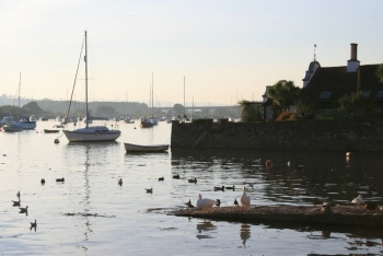 Topsham, South Devon