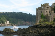 Dartmouth Castle (English Heritage), Dartmouth, South Devon